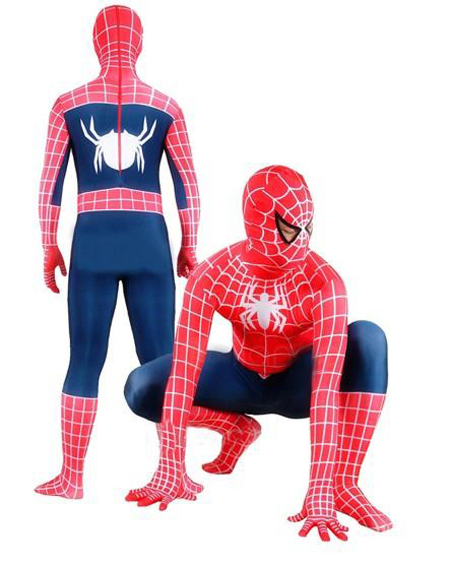 Spiderman Morphsuit Party City Deadpool Morphsuit Par...
